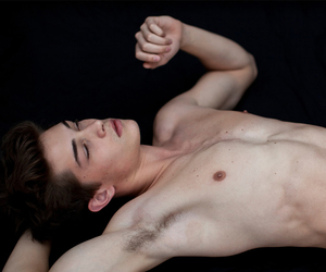 Francisco Lachowski, model, and pale image