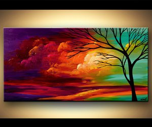 art and tree image