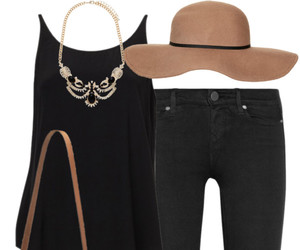 fashion, style, and polyvore collection image