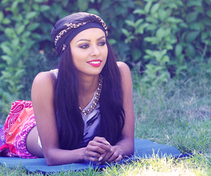 kat graham, Bonnie, and tvd image