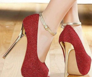 heels, high heels, and luxury image