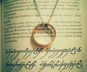 book, the lord of the rings, and perfection image