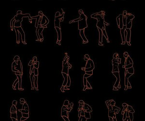 pulp fiction and dance image