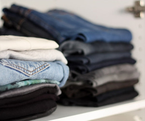 jeans, fashion, and clothes image
