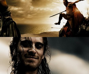 300, michael fassbender, and stelios image
