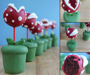 cakepop, mario, and diy image
