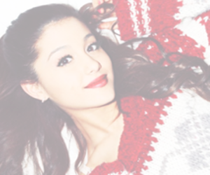 ariana grande, ariana, and christmas image