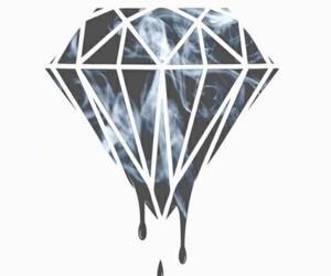 diamond and black image