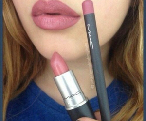 awesome, makeup, and pink image