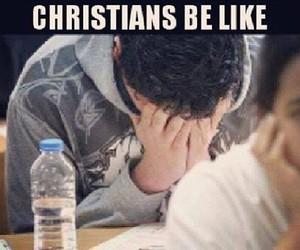bible, christian, and funny image