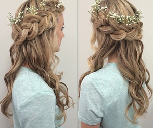hair, hairstyle, and styl.fm image