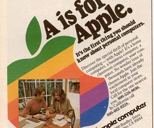 ads, advertising, and apple image