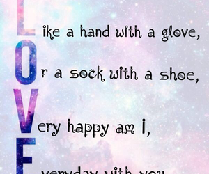 family, galaxy, and glove image