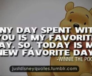 days, quote, and winnie the pooh image