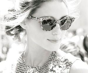 fashion, olivia palermo, and sunglasses image