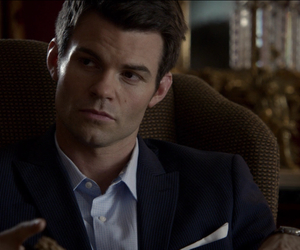 to, daniel gillies, and elijah mikaelson image