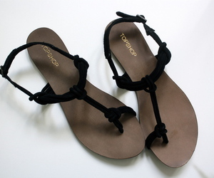 fashion, girly, and sandals image