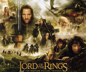 lord of the rings and LOTR image
