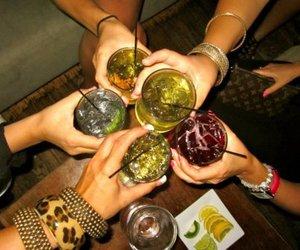alcohol, drink, and bracelet image