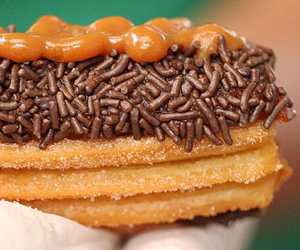 candy and churros image