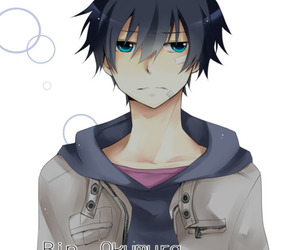 Ao No Exorcist Anime And Rin Image