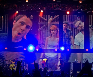 paramore, music, and show image