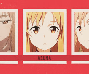 sword art online, anime, and sao image