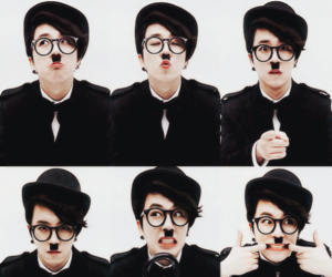 funny, block b, and taeil image