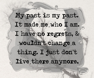 past, live, and life image
