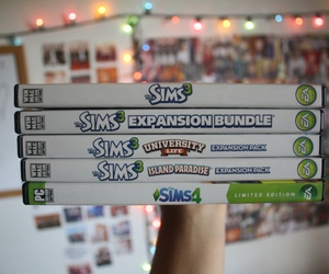 game, games, and sims image