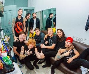 a day to remember and of mice & men image