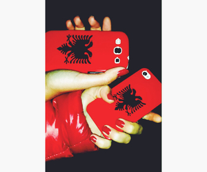 albanian, proud, and we're image