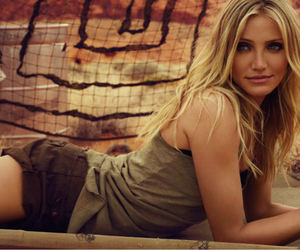 blond, woman, and cameron diaz image