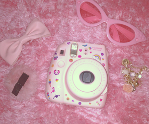 grunge, pink, and cute image