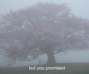 promise, sad, and pale image