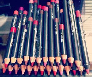 mac, make up, and makeup image