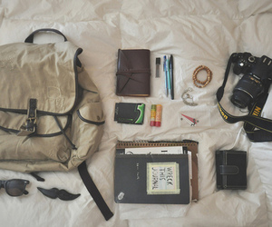 bag and camera image