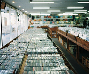 albums, books, and store image