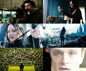 capitol, the hunger games, and tribute image