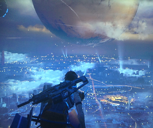 destiny, video game, and i try image