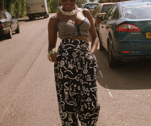 African, london, and swag image