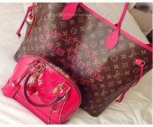 Louis Vuitton, hermeslouboutinlouis, and luxuryinmyhands image