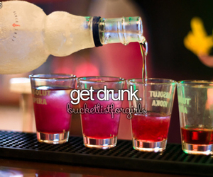 before i die, dreams, and drunk image