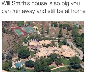 funny, house, and will smith image
