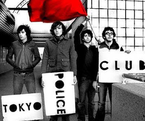 bands, music, and tokyo police club image