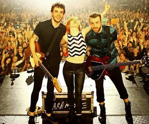 paramore, taylor york, and hayley williams image