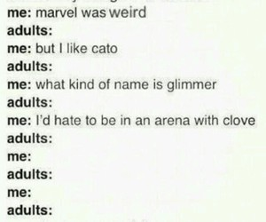 fandoms and hunger games image