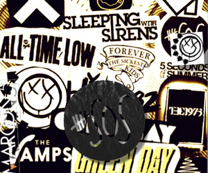 1975, all time low, and bands image