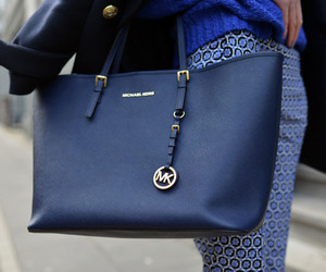 bag, Michael Kors, and fashion image