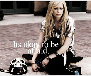 afraid, Avril, and goodbye lullaby image